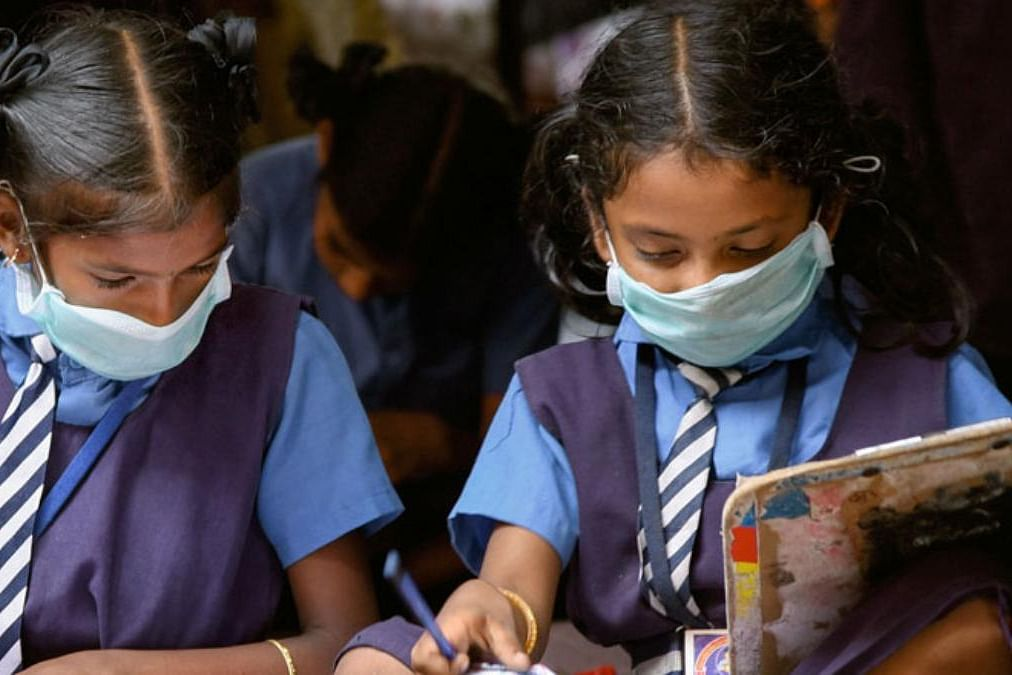 54 students have tested positive for coronavirus at a school hostel in Haryana's Karnal. Image used for representational purposes.