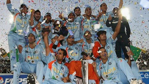 On This Day: Stars of 2007 Team Reminisce the World T20 Win