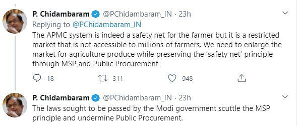 Oppn Slams Govt Over Farm Bills as Centre Set to Table Them in RS