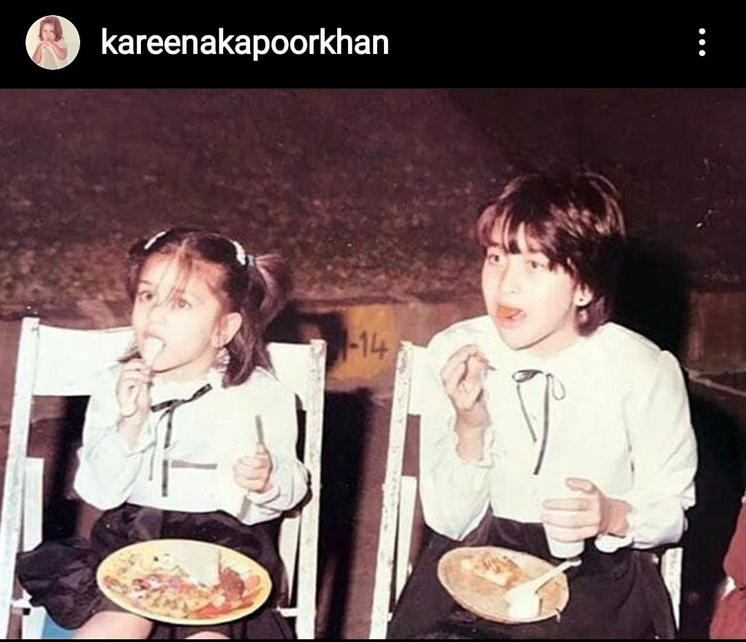 """""""Some of my happiest memories are from my childhood, which shaped me into what I am today."""" - Kareena Kapoor Khan"""
