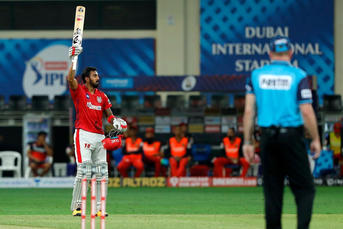 Against RCB on Thursday, 24 September, Rahul played an unbeaten knock of 132 runs off just 69 balls.