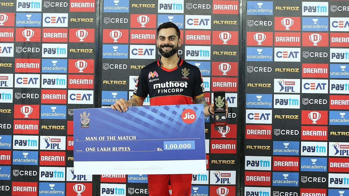 IPL 2020: 'Wish I Was AB', Says Virat  at Post-Match Presentation