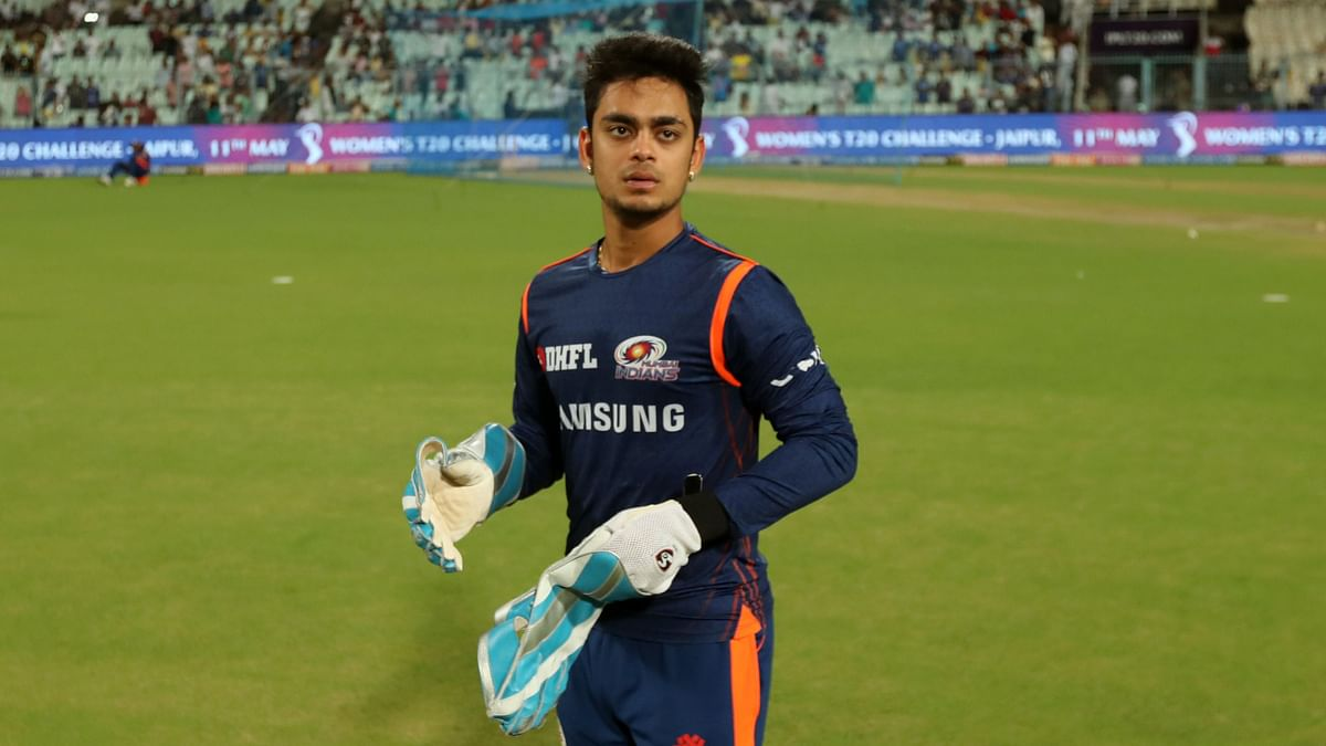 Ishan Kishan has been with Mumbai Indians since he was bought in the 2018 IPL auction.