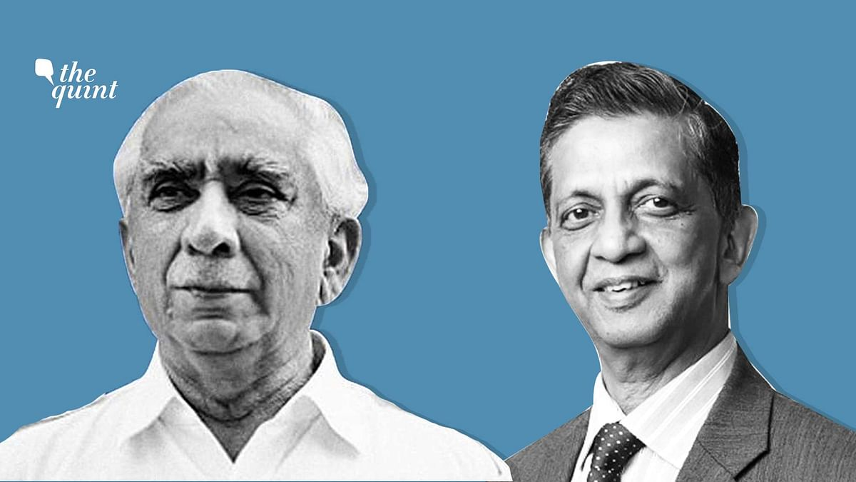 Jaswant Singh (L) and Dr S Narayan (R). Image used for representational purposes.
