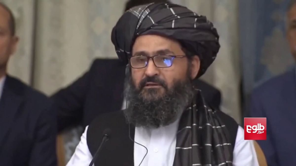 Taliban deputy leader Mullah Abdul Ghani Baradar