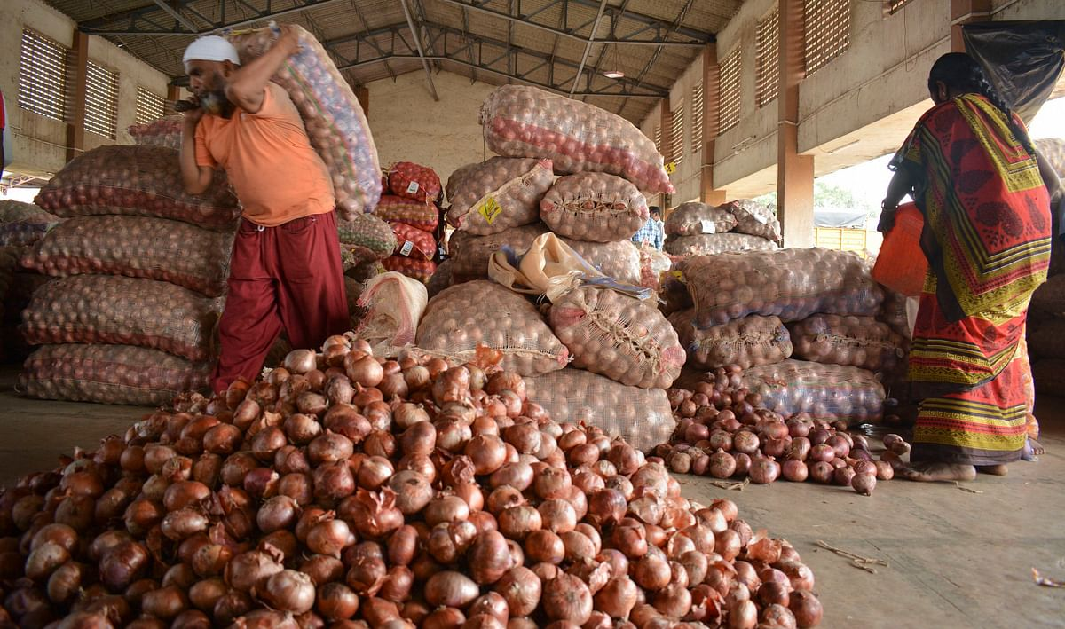 The government could have found a midway solution which would have prevented the rise of onion prices.