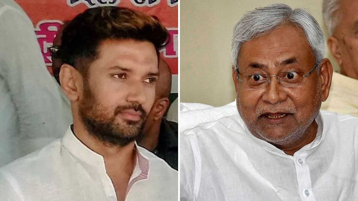 'Jail is the Right Place for CM': Paswan Targets Nitish Kumar
