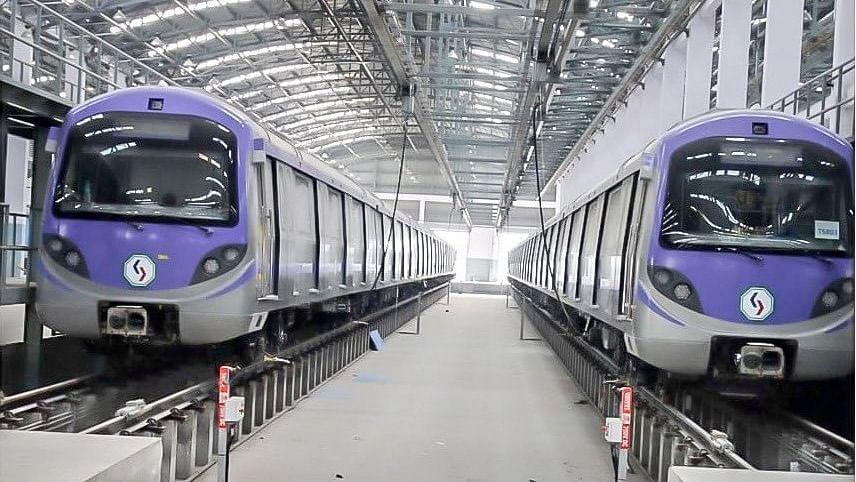 Kolkata Metro to Run Special Trains for NEET Aspirants on 13 Sept