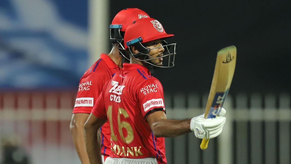 Twitter Heaps Praise as Mayank Agarwal Smashes Maiden IPL Century