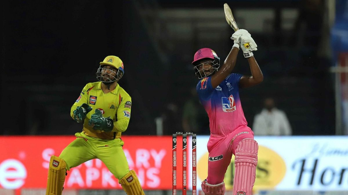 Sanju Samson has played a huge role in his side Rajasthan Royals' both the wins in the IPL 2020