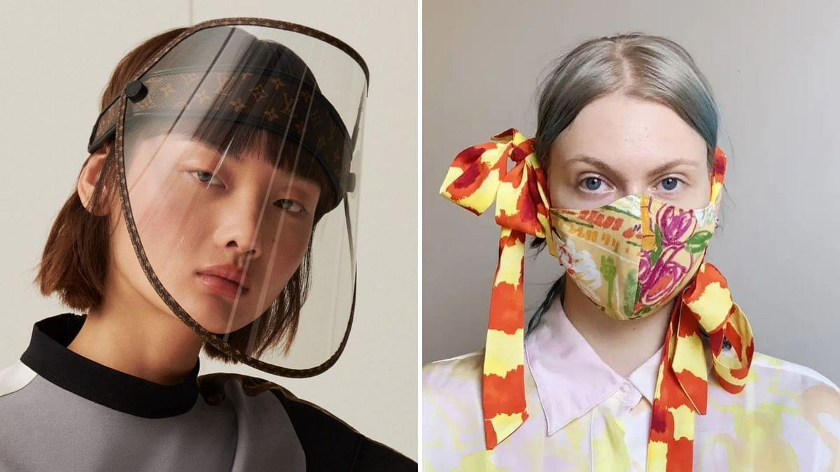 Will You Buy a Face Shield Worth Rs 70k? Well, Some People Are...