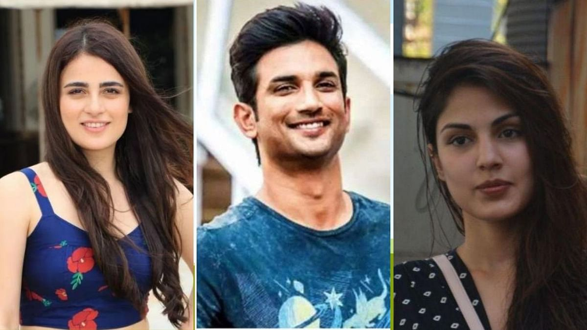 Radhika Madan comes out in support of Rhea Chakraborty.