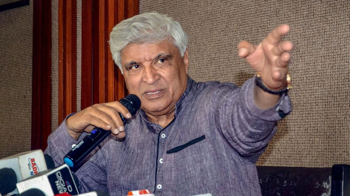 Javed Akhtar tweeted, noting how television channels were more concerned about Karan Johar's house party of last year instead of talking about the controversial farm Bills passed recently by Parliament.