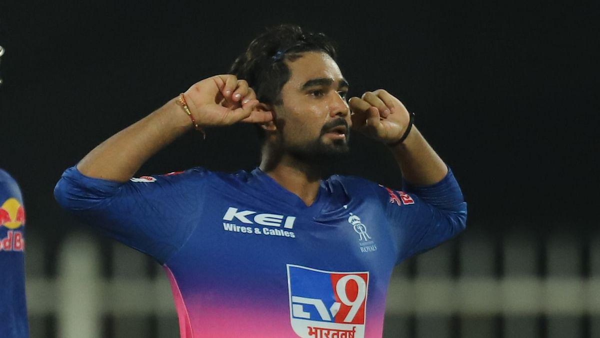 IPL 2020: Rajasthan Royals' Star Rahul Tewatia Also Has a Good Sense of Humour