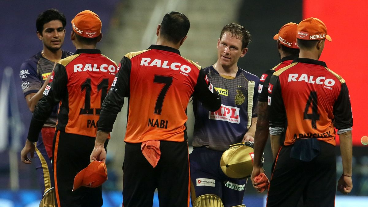 IPL 2020 Points Table: KKR Move to 5th Spot, SRH Remain Last