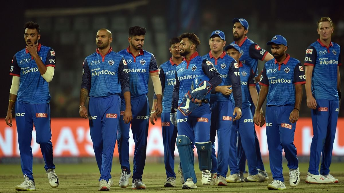 Delhi Capitals' assistant physiotherapist has tested positive for coronavirus while completing his 6-day quarantine.