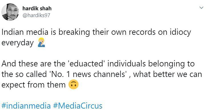 What Kunal Kamra, Others Said About TV Journos on Kangana Flight