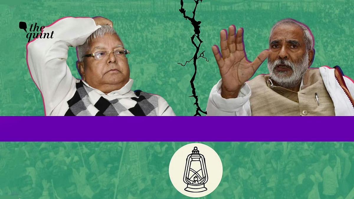 Upset with RJD, Lalu Yadav's Close Aide Raghuvansh Ends Friendship