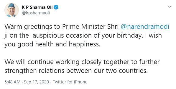 From Putin to Merkel, Wishes Pour in For PM Modi on 70th Birthday