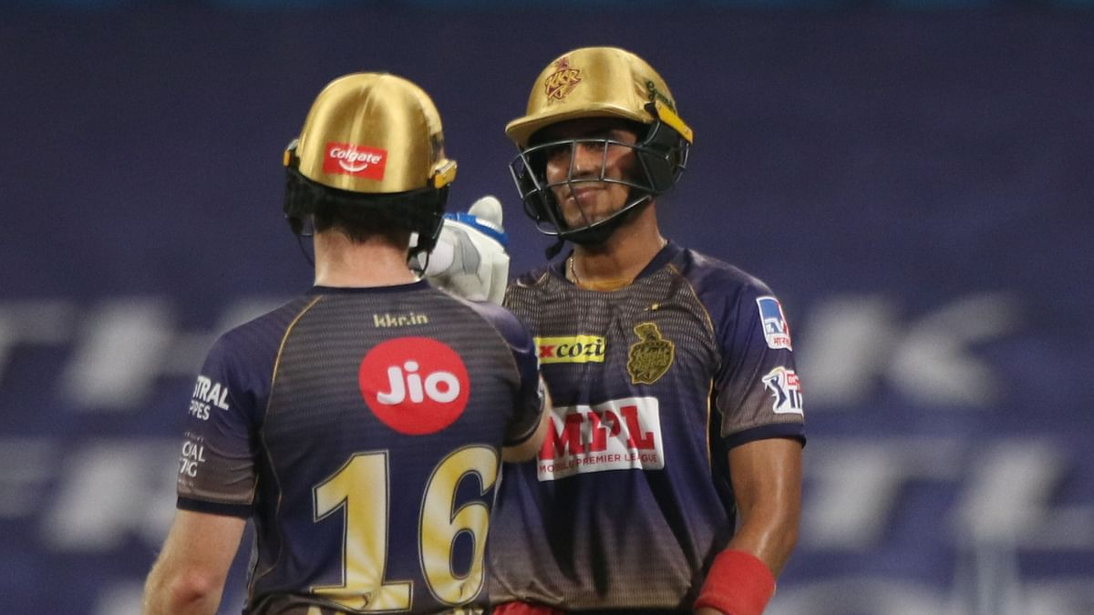 Kolkata Knight Riders (KKR) captain Dinesh Karthik said that he wants Shubman Gill to enjoy his cricket journey.