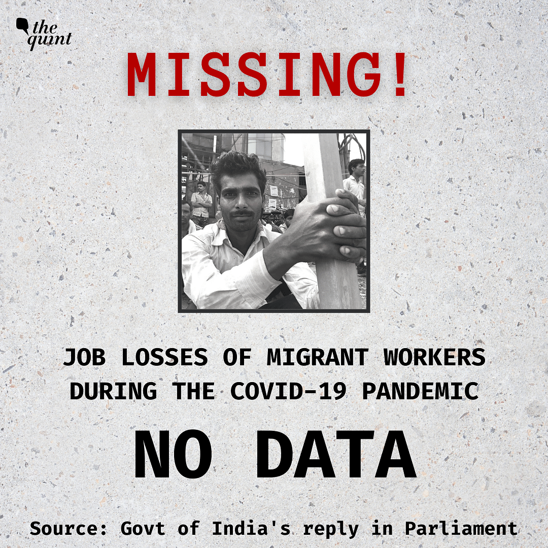 Data & Accountability MISSING in New India. If Found, Report ASAP