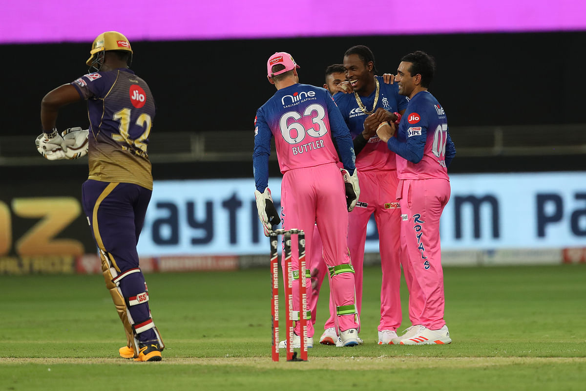 Rajasthan Royals pacer Jofra Archer returned with 2/18 against Kolkata Knight Riders.