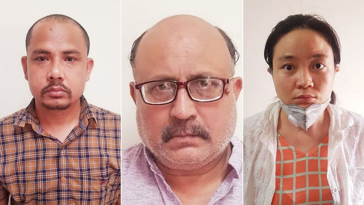 Journalist Held for Providing Information to Chinese: Delhi Police