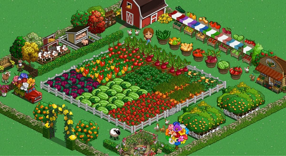 Remembering FarmVille And The Early Days of Being a Facebook Gamer