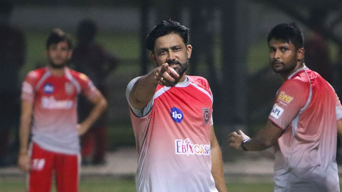 Anil Kumble is the Director of Cricket atKings XI Punjab.