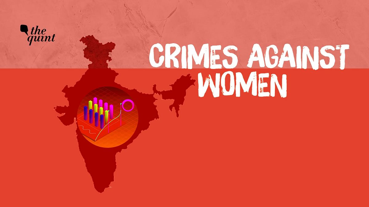 NCRB data shows that crimes against women increased 7.3 percent from 2018 to 2019.
