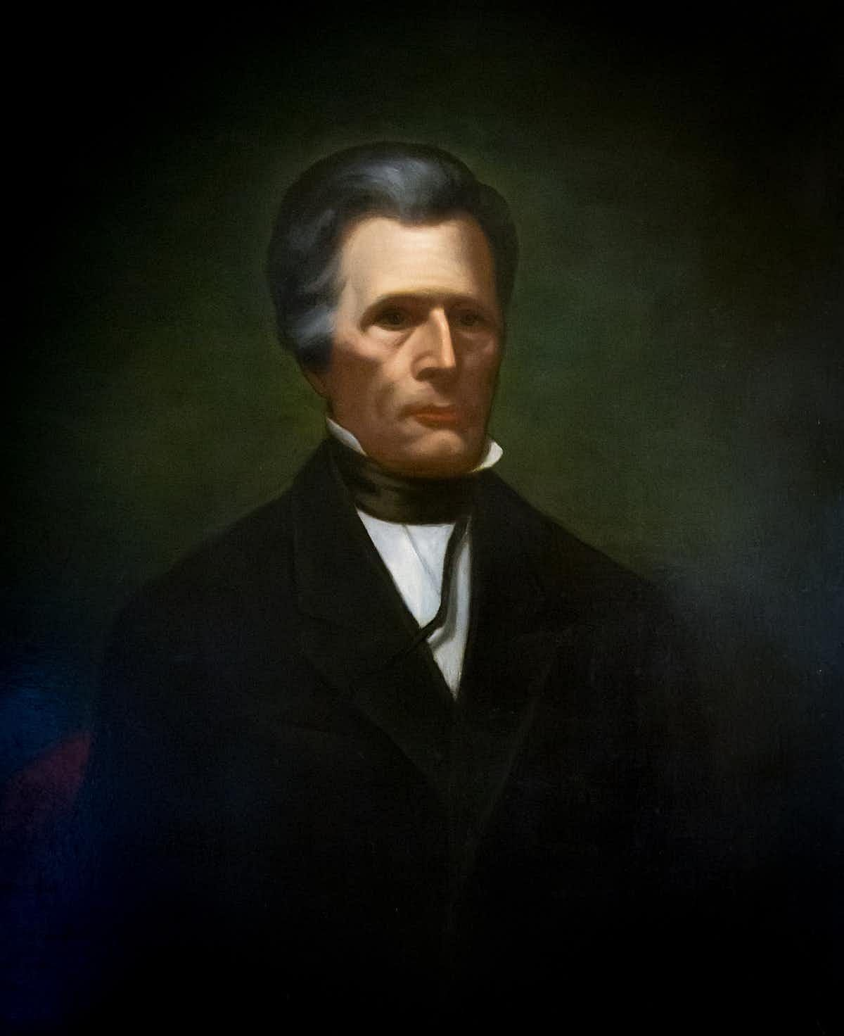 Rhode Island Governor Samuel Ward King formed the Law and Order Party in 1840.