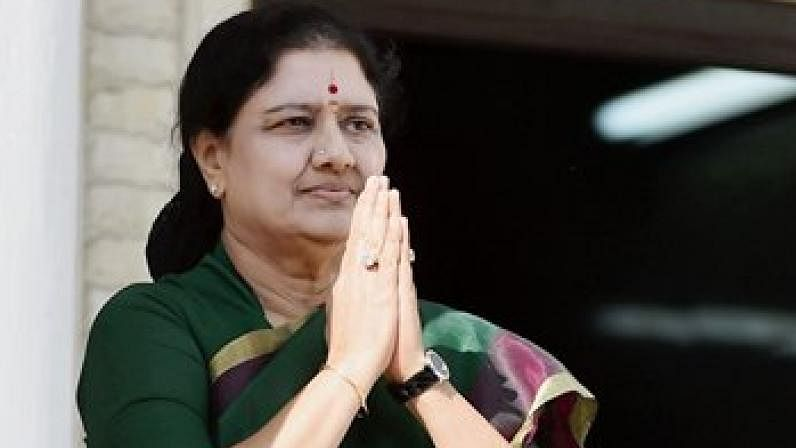 Sasikala to Be Released From  Jail in Jan 2021, If She Pays Fine