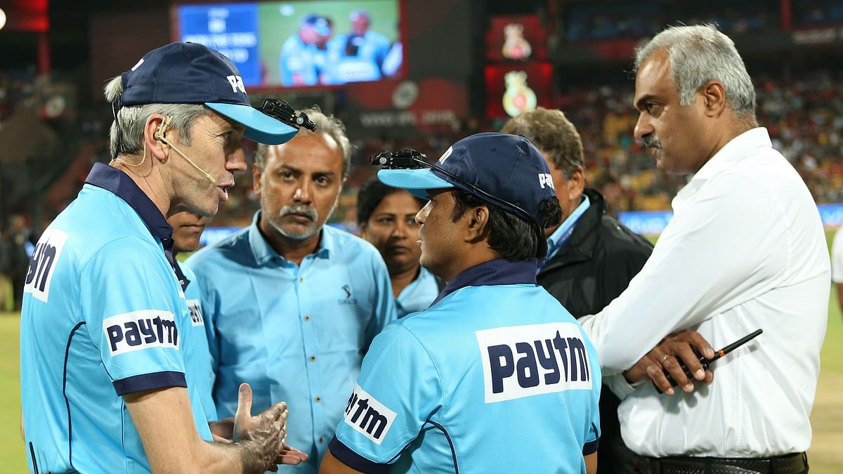 All 12 IPL umpires have tested negative ahead of the the start of the tournament on 19 September.