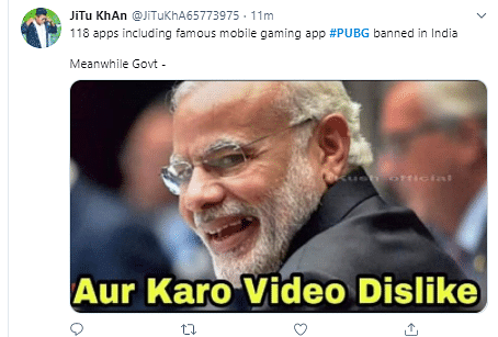 Twitter Can't Keep Calm As PUBG Ban Memes Take Over