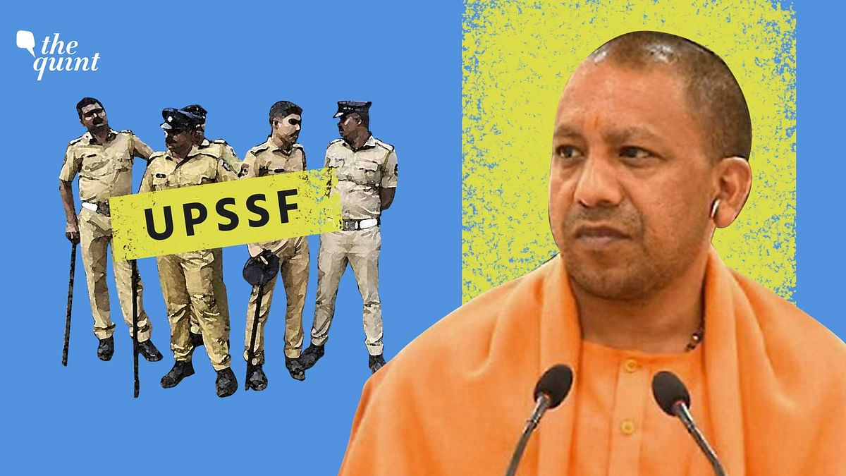 The Yogi government recently announced the formation of a new special security force with controversial powers.