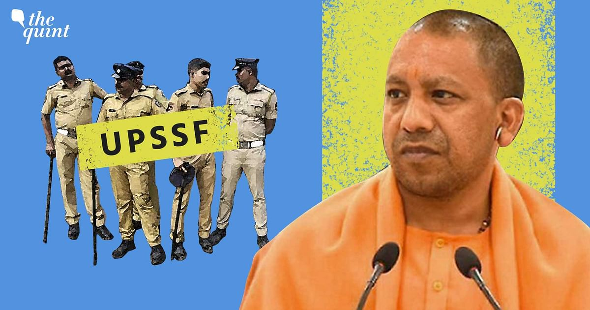 Yogi's 'Dream Project' Security Force Should Worry UP Residents