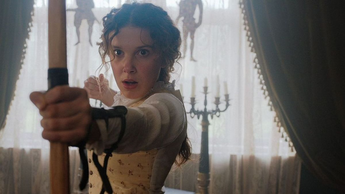 Millie Bobby Brown Is Effortlessly Charming in & as 'Enola Holmes'