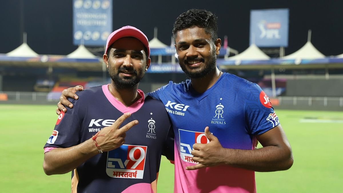 Sanju Samson and Rahul Tewatia Steal The Show in Grand Style