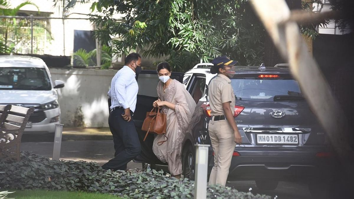 Deepika Leaves NCB Office After Five Hours of Questioning