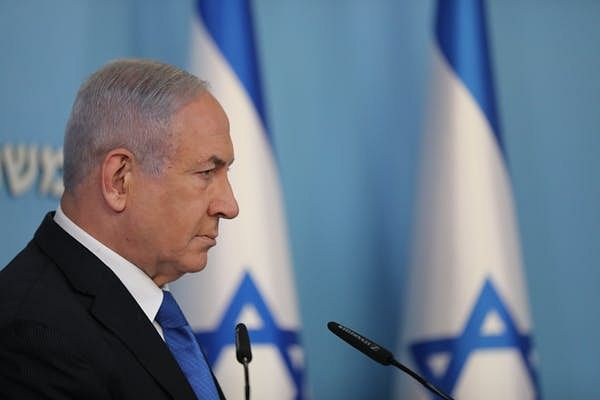 Benjamin Netanyahu has put his planned annexation of parts of the West Bank on hold as part of the deal.