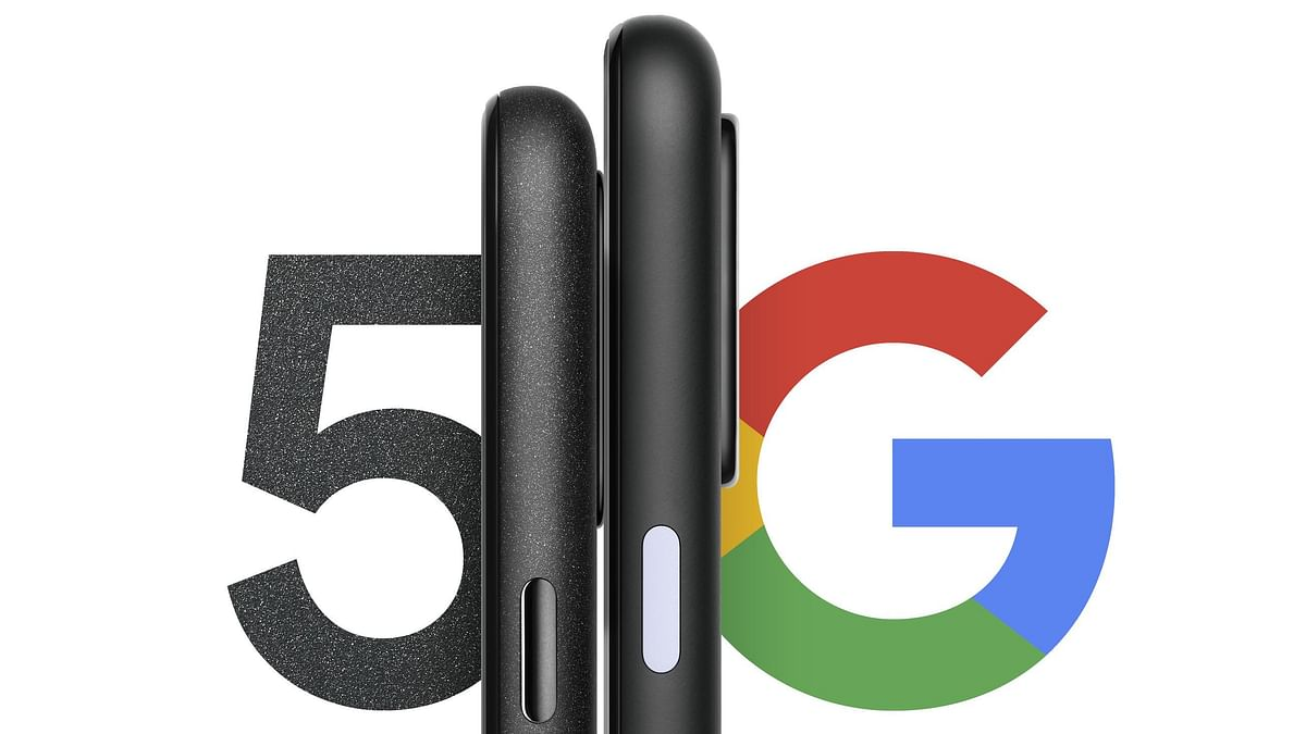 Google is expected to launched a 5G variant of the Pixel 4a.