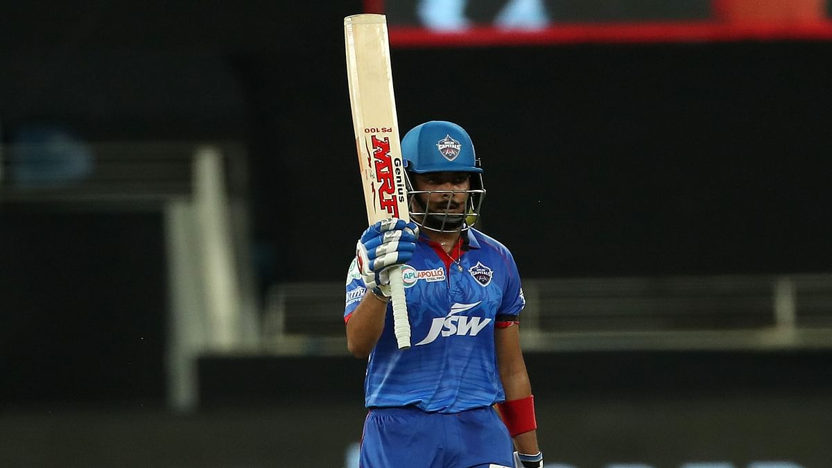 Prithvi Shaw's 64 off 43 balls helped Delhi Capitals set up a 44-run win over Chennai Super Kings.