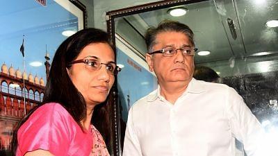 Ex-ICICI Bank CEO Chanda Kochhar's Husband Granted Bail