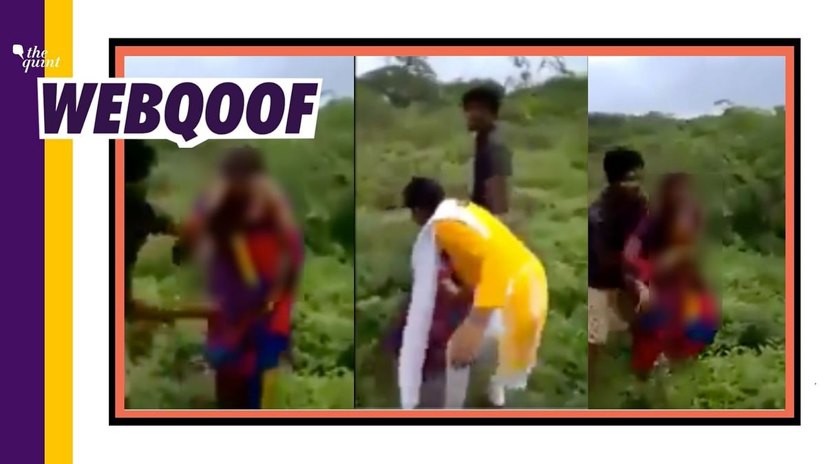 An old incident has been revived with the false claim that it took place in Kerala, when in reality, the video is from Andhra Pradesh.