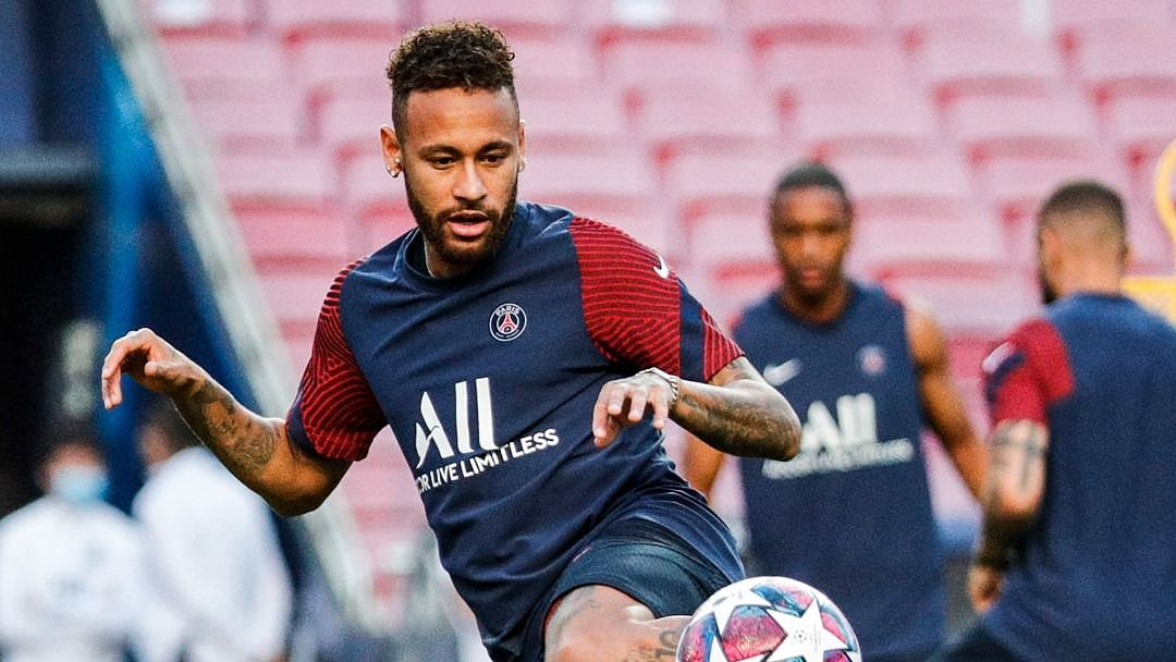 Neymar Recovers From COVID, Returns to Training With PSG Squad