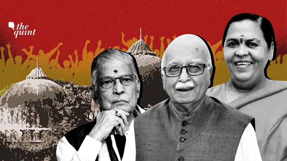 No Evidence of Babri Demolition Conspiracy: Court Acquits Accused