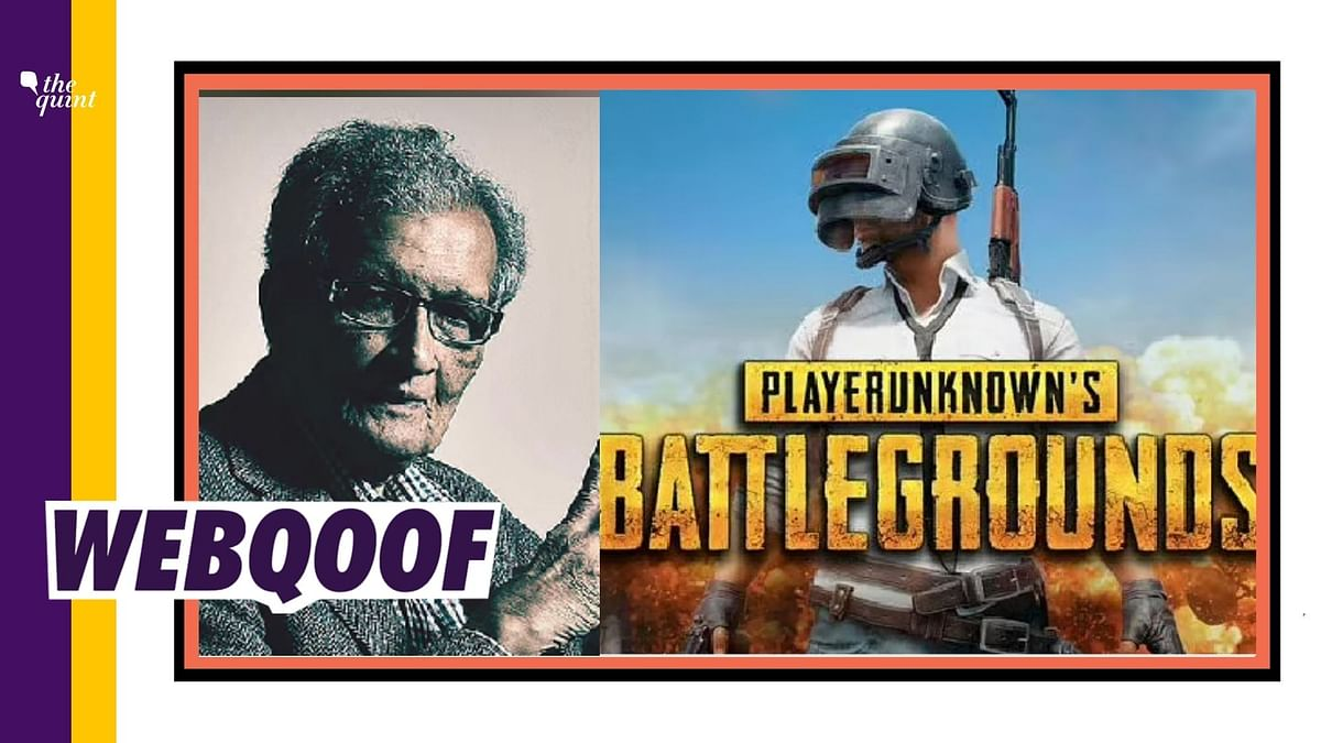 No, Amartya Sen Didn't Say Ban on PUBG Will Ruin Indian Economy