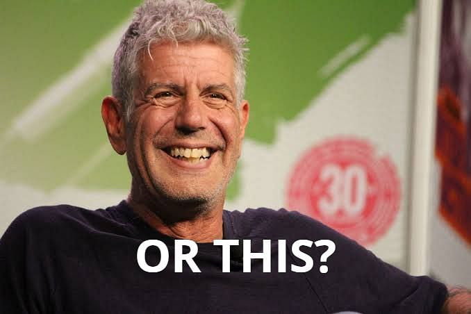 Anthony Bourdain was suffering from depression he died by suicide on June 8 2018.