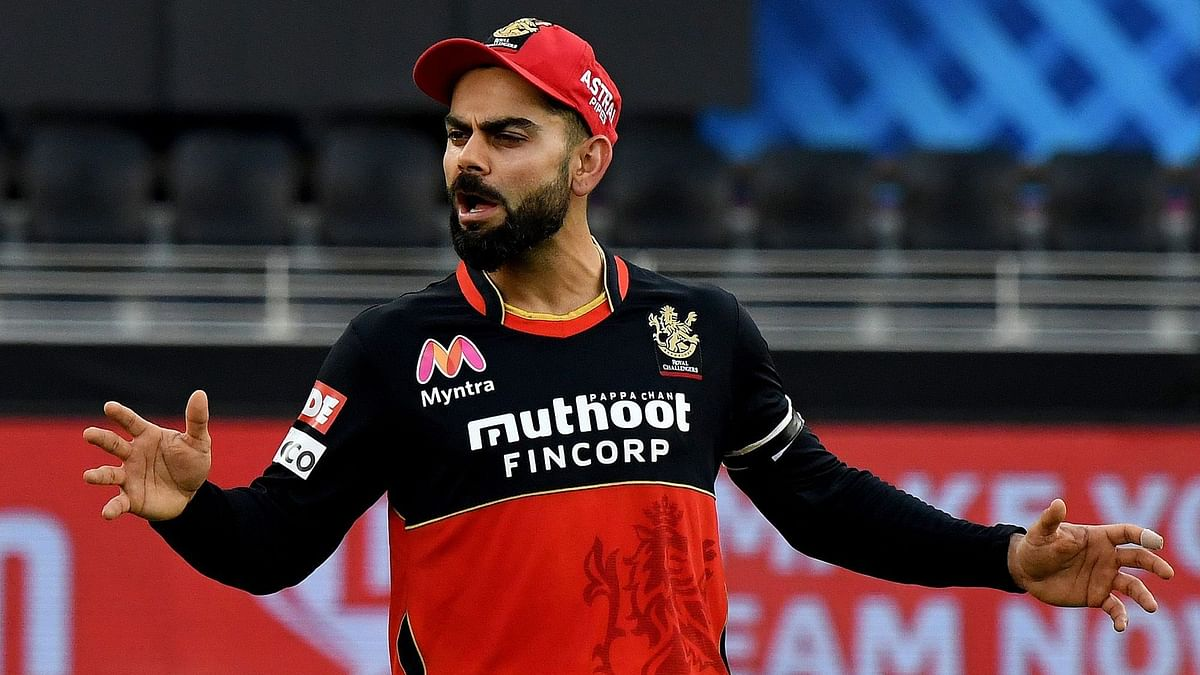RCB Captain Kohli Fined Rs 12 Lakh for Slow Over Rate Against KXIP