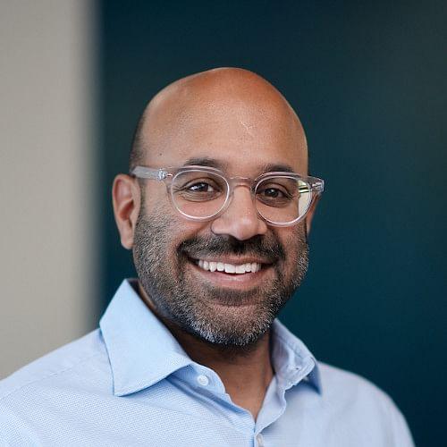 Niraj Shah, co-founder and CEO of online home goods retailer Wayfair.